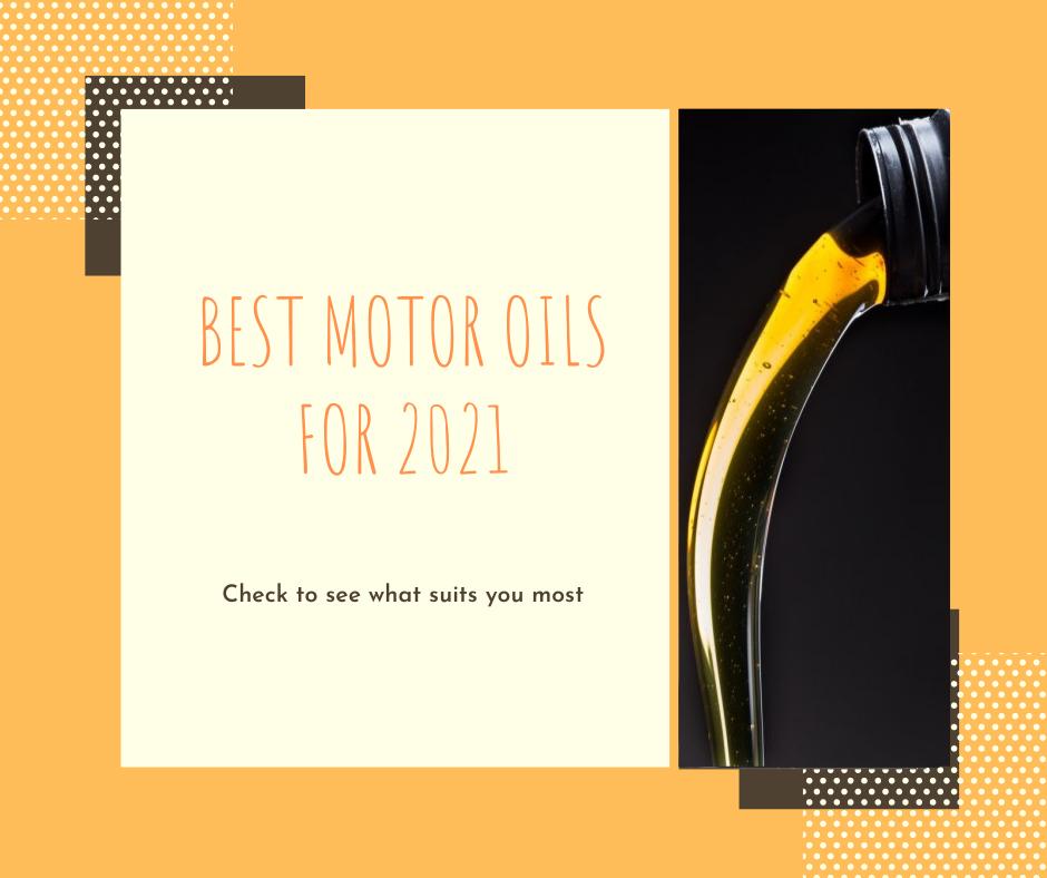 best-motor-oil